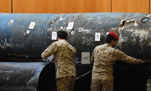 UN: Parts of Houthi missiles fired at Saudi Arabia were Iranian-made