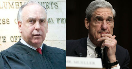 'Distasteful': Federal judge warns of larger dangers from Mueller's 'high-pressure' tactics