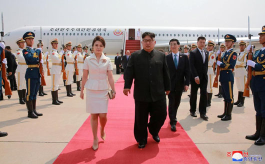 China opens new air routes, tourism to North Korea after Kim Jong-Un visit