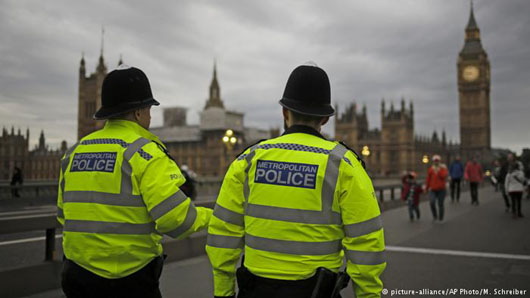 Crimes on the rise in UK as arrests sharply plummet