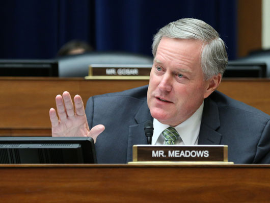 Meadows: 'Evidence' FBI altered witness interviews in Clinton, Russia probes