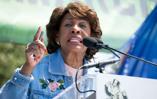 One year after being shot by radical anti-Trump activist, Scalise cautions Maxine Waters
