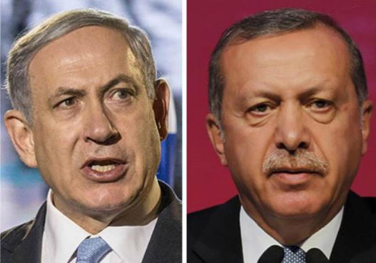 Amid mounting Israel-Turkey tensions, Netanyahu pulls legislation on Armenian genocide