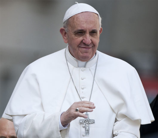 Pope Francis: Abortion is 'white gloves' equivalent of Nazi eugenics