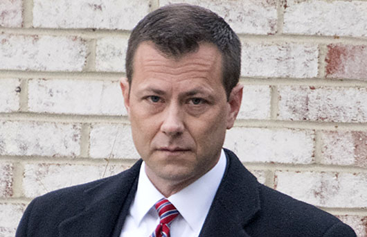 Strzok was moving to fast-track Russia investigation as he texted vow to 'stop' Trump