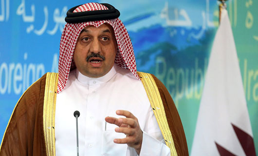 Qatar in nudge at Saudis stakes out neutrality on Iran