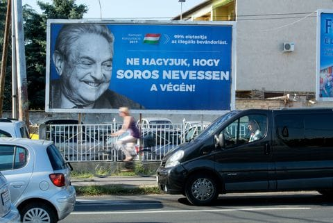 Hungary defies EU's legal threats, passes 'STOP Soros' law