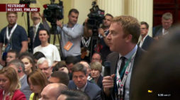 New standard of journalistic excellence: Effectiveness at degrading Trump