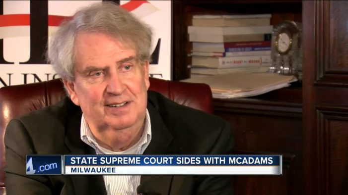 Gay marriage debatable? Wisconsin Supreme Court gives prof his job back