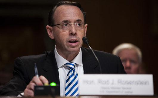 Judge: Rosenstein empowered Mueller to probe even 'indirect' or 'potential' Russian ties