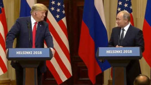 Trump says Putin agreed to help on N. Korea, touts IQ of those who 'loved my press conference'