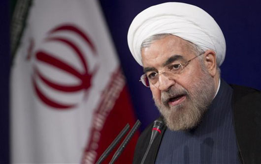 Iran's Rouhani advised Trump not to incite the 'mother of all wars'
