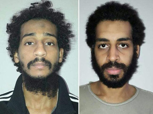 Euro judges seen intervening on behalf of notorious 'Beatles' ISIS terror cell
