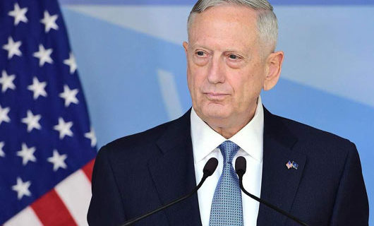 Mattis: No post-Helsinki progress on cooperation with Russia in Syria