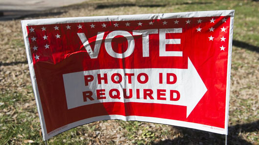 Voter ID to go on NC ballots over Democrats' protests