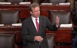 Rand Paul: Russia is 'going to spy on us . . . and we also do the same'