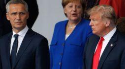 Transatlantic divide; NATO then and now