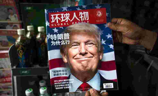 China appears rattled by new Trump tariff threat