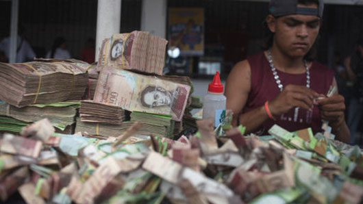 IMF: Venezuela's inflation could top 1 million percent by end of 2018