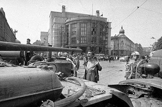 50 years later: Does anyone remember the Czechoslovak crackdown in 1968?