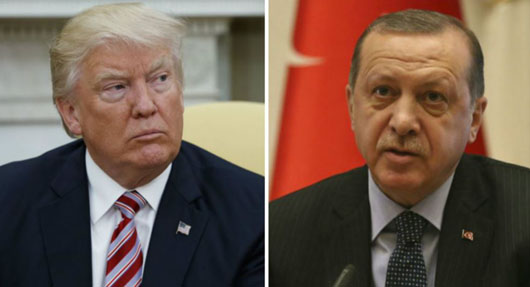 Turkey's Erdogan on the defensive: Trump turns up the heat, exacts pain