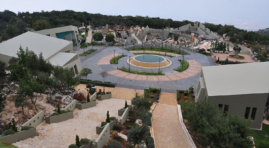 Hizbullah rolls out new exhibits at its 'terror theme park' in Lebanon