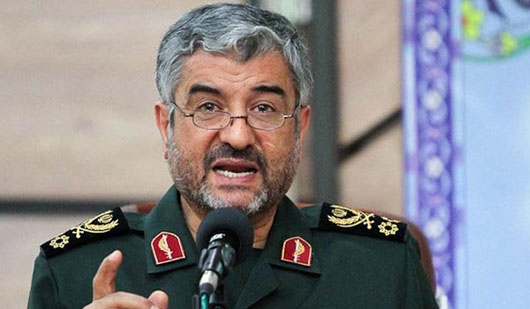 IRGC chief: Iran leaders will never meet Trump or any U.S. president