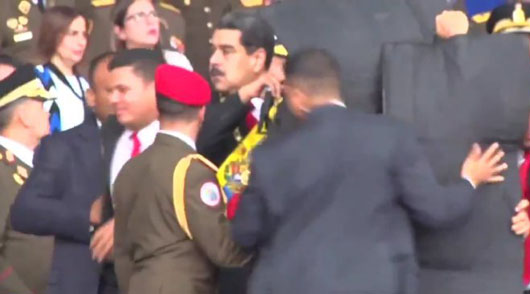Questions surround claims of drone assassination attempt on Venezuela's Maduro