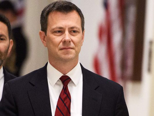 Documents: Strzok requested declassification powers before joining Mueller team