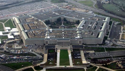 Pentagon analyst lost security clearance aftercriticizing Halper's 'sweetheart' contracts