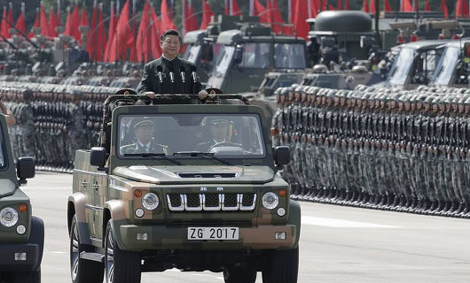 China's massive military is training to 'fight and win' against U.S., Pentagon reports