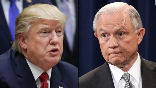 Enough: President Trump issues ultimatum to Sessions, Mueller and his 'angry Democrats'