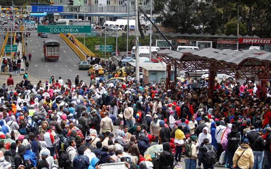 Neighboring nations shore up their borders as Venezuelans flee socialist nightmare