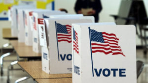 Author warns of 'tsunami of voter fraud' in November