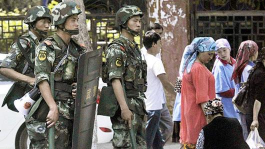 China denies transforming Xinjiang province into 'no rights zone'