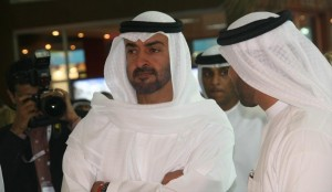 Mohammed Bin Zayed is said to have bought control of Saudi intelligence.