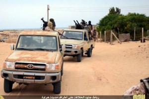 Migration of ISIL jihadists: Out of Syria . . . and into Libya