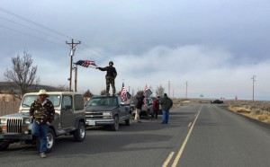 Malheur National Wildlife Refuge showdown has ended.