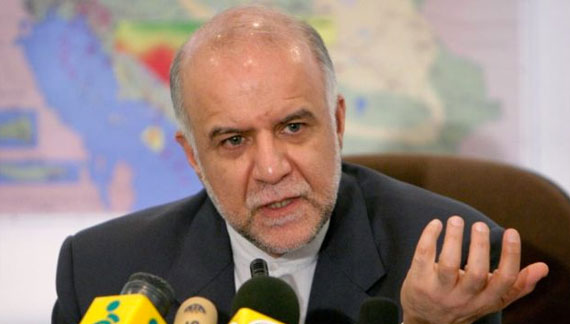 Iran calls proposed oil-output freeze 'ridiculous'