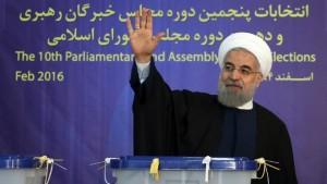 Iran President Hassan Rouhani. / EPA