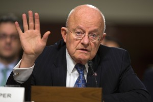 U.S. Director of National Intelligence James Clapper. /AP