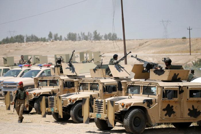 Civilians in the crosshairs as fight to retake Fallujah begins