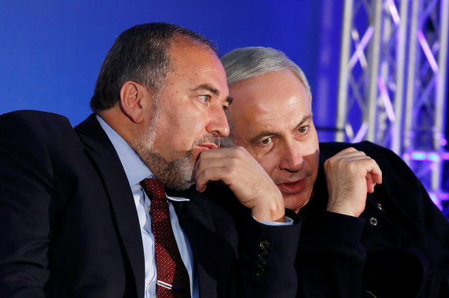 Israel replaces pro-U.S. defense minister with pro-Moscow Lieberman
