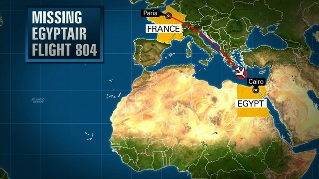 French intel warned of new ISIL attack prior to EgyptAir crash
