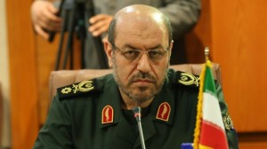 Iranian Defense Minister Hossein Dehghan. /AP