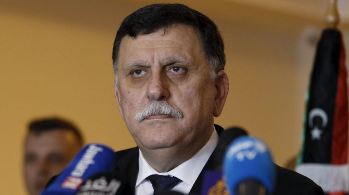 Libyan prime minister: West allowed country after ousting Gadhafi to descend into chaos