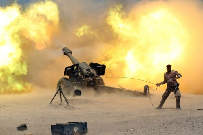 Saudis hit Iran's key role as Iraqi offensive targets Fallujah; ISIL car bombs Baghdad