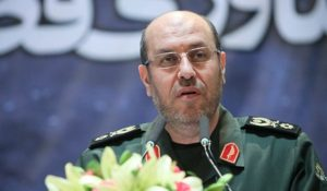 Iranian Defense Minister General Hossein Dehqan reports on S-300 status.