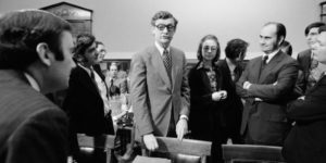 Hillary Clinton served on the staff of the House Judiciary Committee's Watergate investigation.