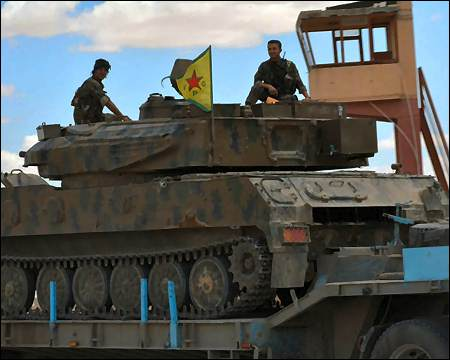 Like Hamas, ISIL using human shields as Kurdish forces advance on Raqqa